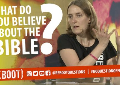 What do you believe about the Bible?