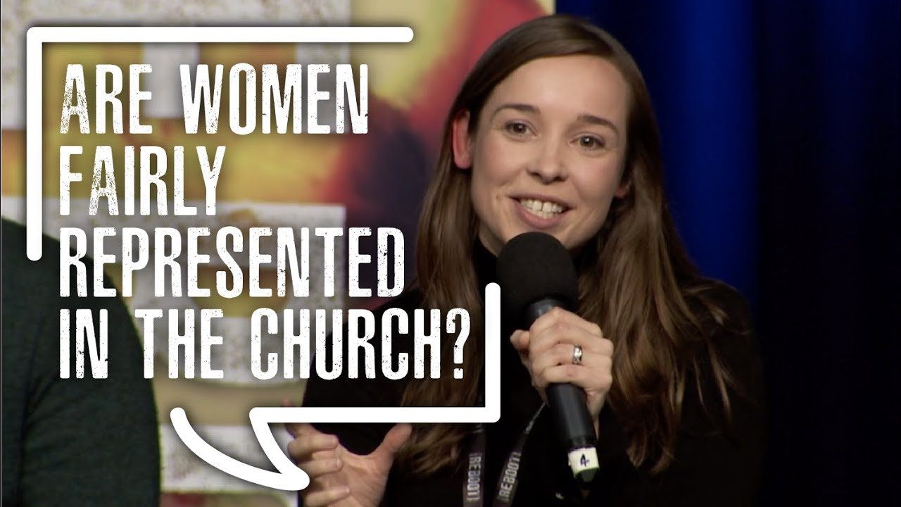 Are women fairly represented in the Church?
