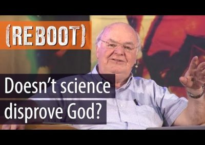 Doesn't science disprove God?
