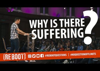 Why is there suffering?