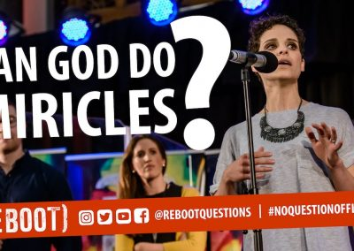 Can God do miracles?